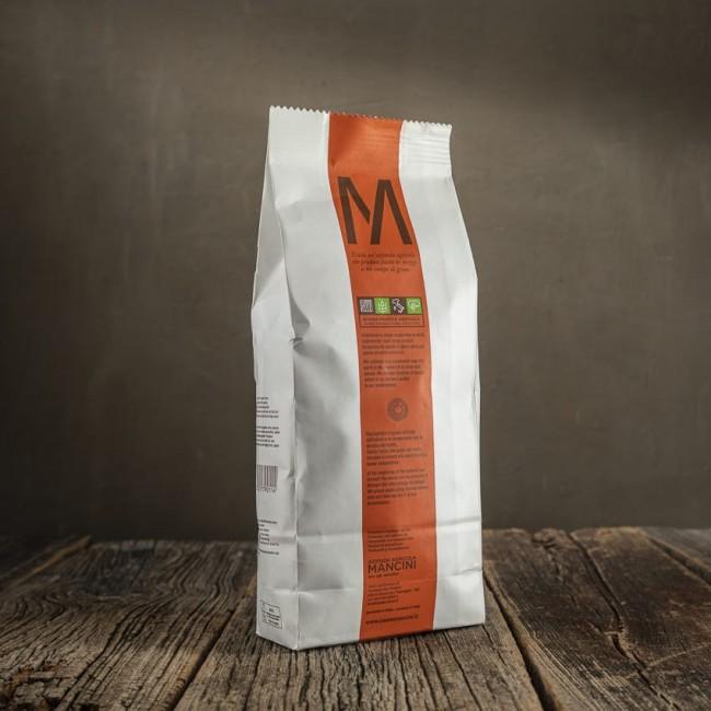 Rigatoni - pasta di semola di grano duro - Mancini Pastificio Agricolo