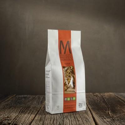 Penne - pasta di semola di grano duro - Mancini Pastificio Agricolo