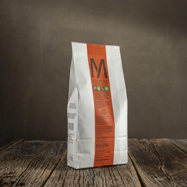 Maccheroni - pasta di semola di grano duro - Mancini Pastificio Agricolo
