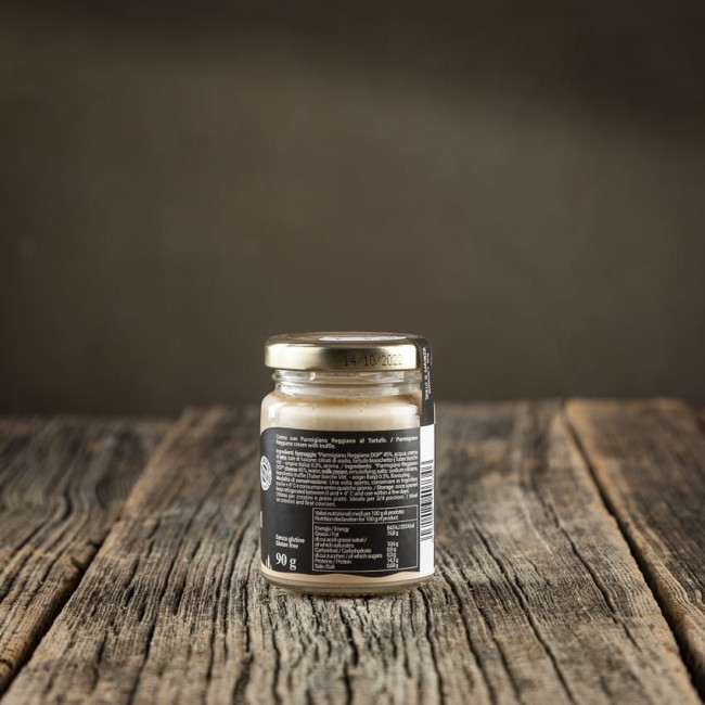 Crema con Parmigiano Reggiano al Tartufo - Stefania Calugi - 90 g