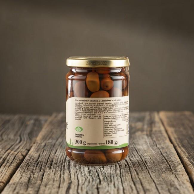 Olive Nostraline in Salamoia - Stefania Calugi