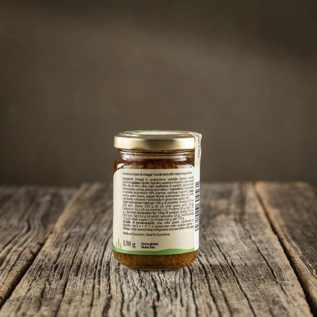 Bruschetta di verdure - Stefania Calugi