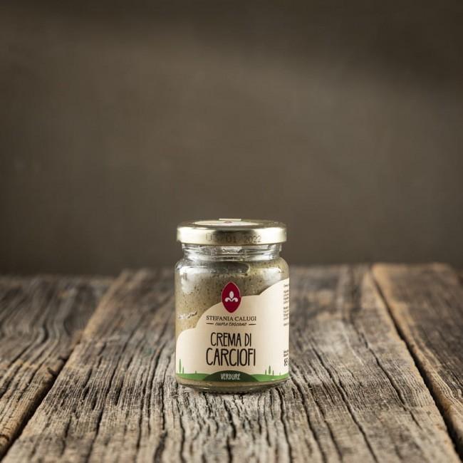 Crema di Carciofi - Stefania Calugi