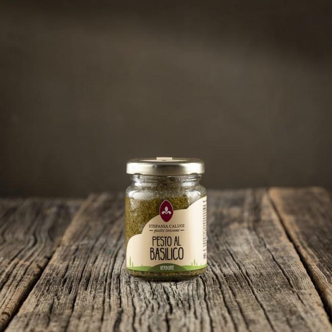 Pesto al Basilico - Stefania Calugi