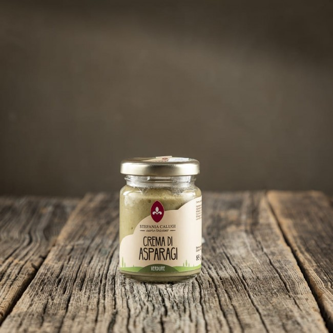 Crema di Asparagi - Stefania Calugi