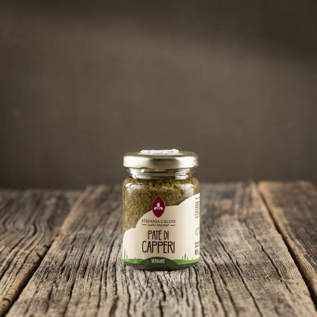 Paté di Capperi - Stefania Calugi