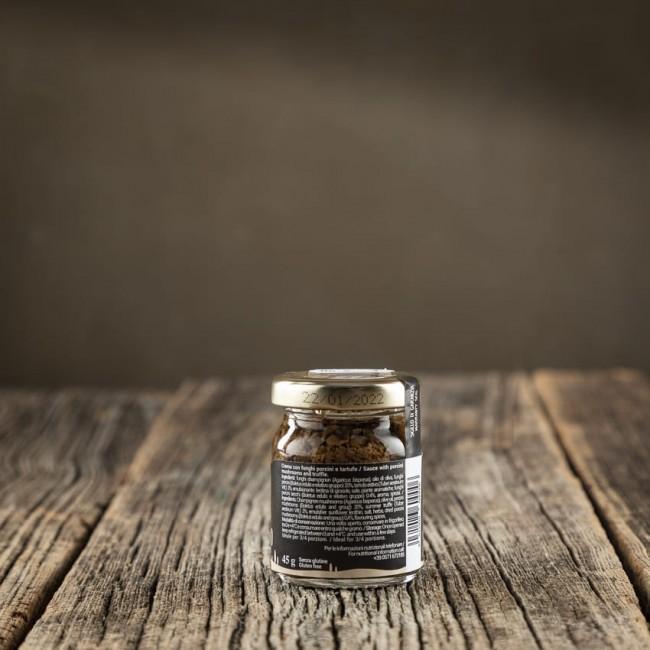 Crema con Funghi Porcini e Tartufo - Stefania Calugi