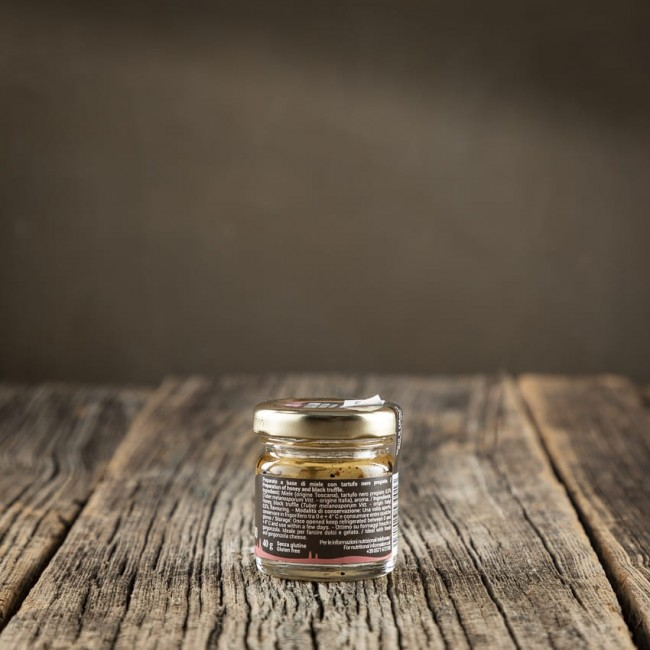 Preparato a base di Miele con Tartufo Nero Pregiato - Stefania Calugi