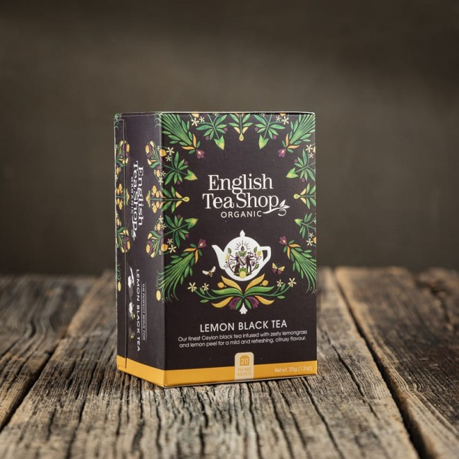 Lemon Black Tea - English Tea Shop