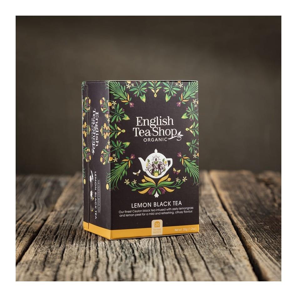 Lemon Black Tea - English Tea Shop