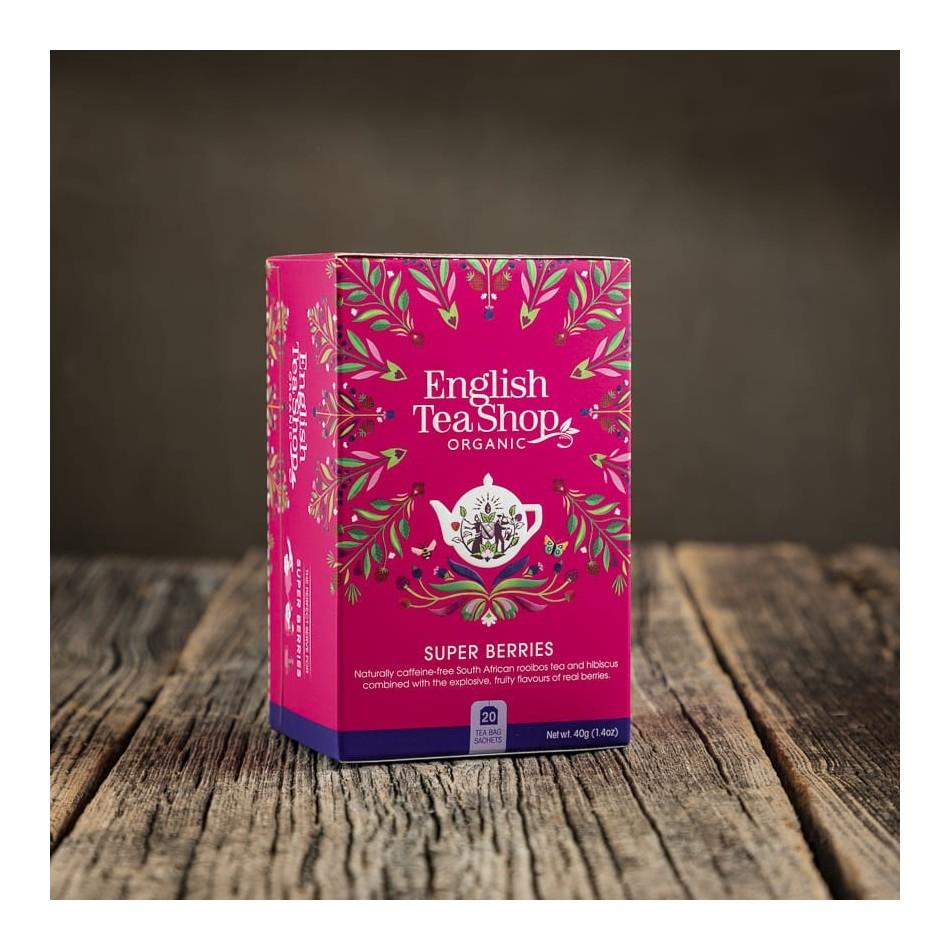 Super Berries - English Tea Shop