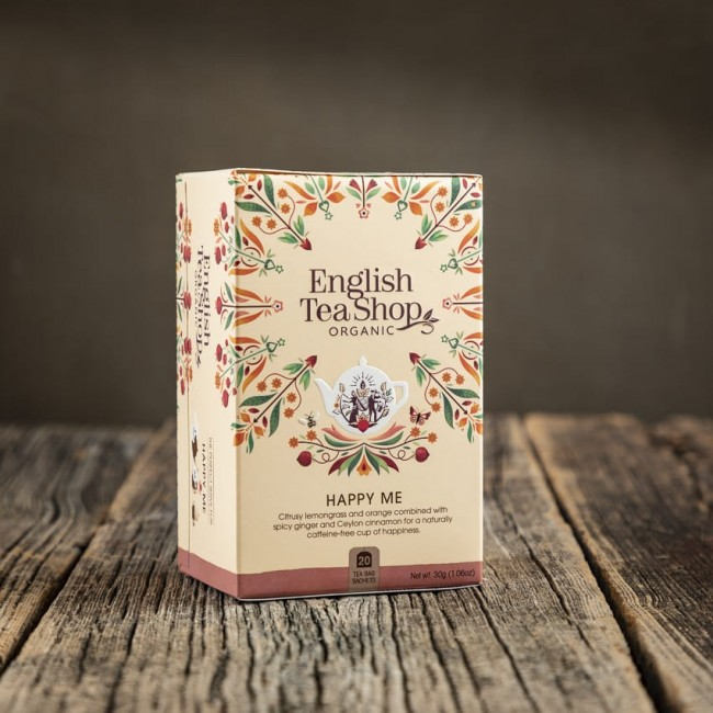 Happy Me - English Tea Shop