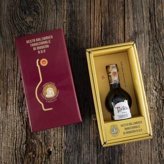Aceto balsamico tradizionale di Modena D.O.P. - vendita online