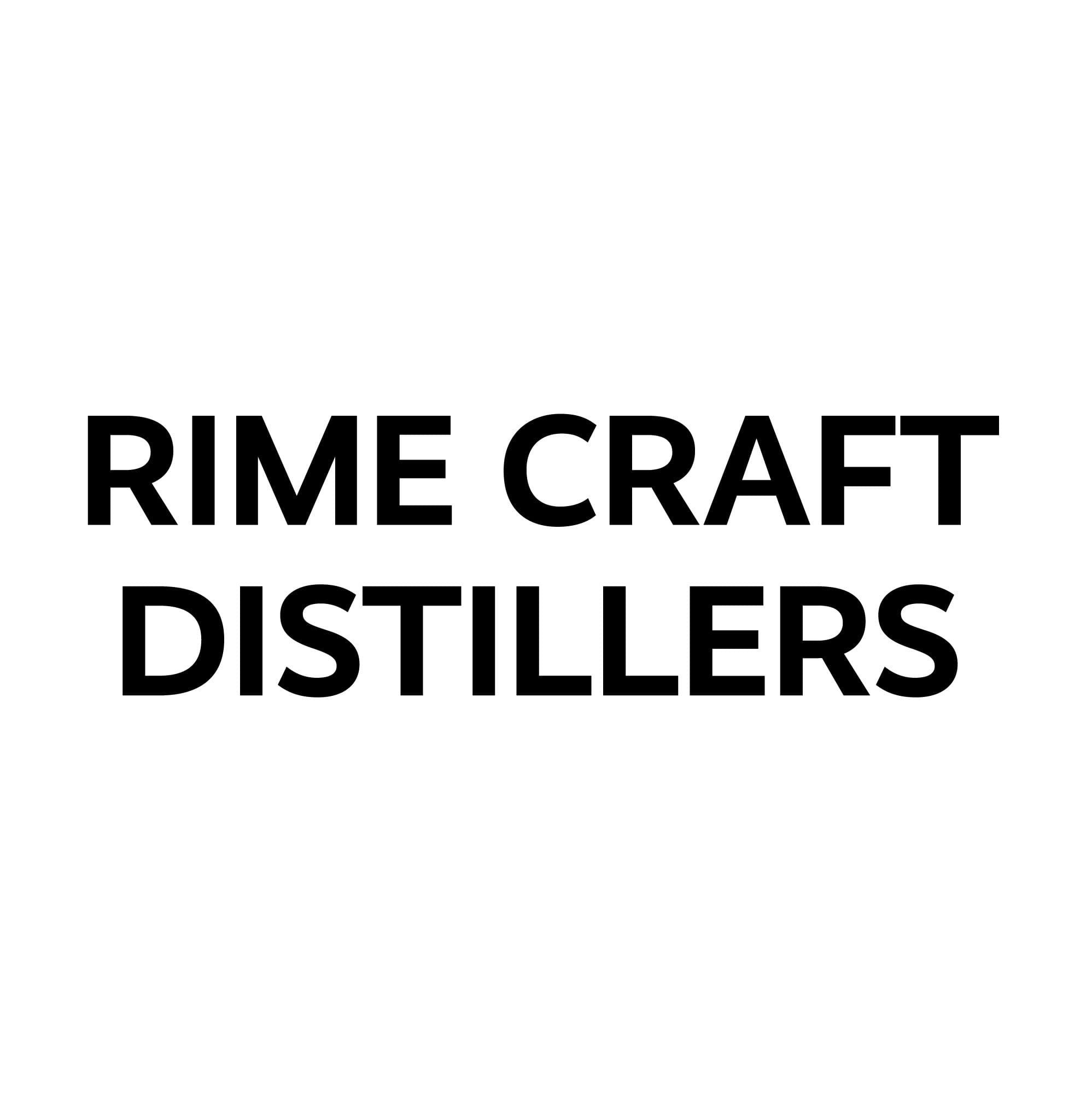 Rime Craft Distillers